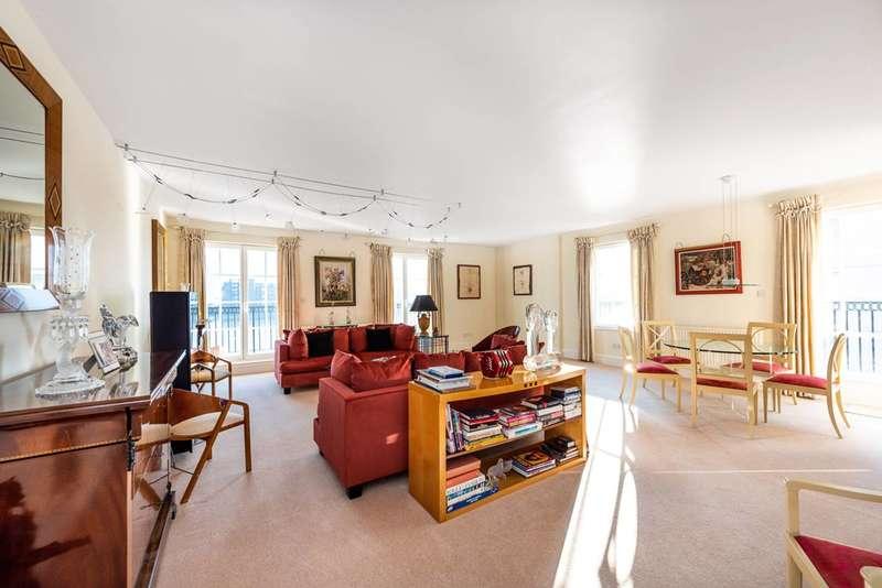 3 Bedrooms Flat for sale in Chelsea Harbour, Chelsea Harbour, SW10