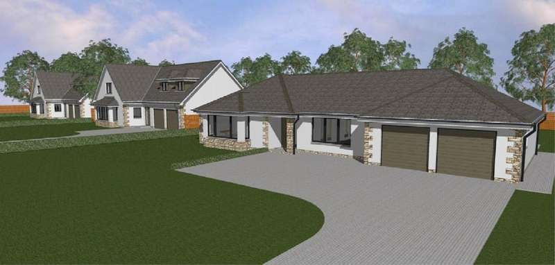 4 Bedrooms Detached House for sale in Plot 3, The Meadows, Vicars Bridge Road, Blairingone