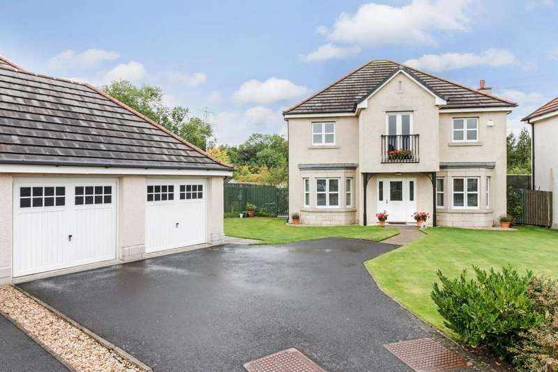 5 Bedrooms Detached House for sale in 8 Lorn Place, Dunfermline, KY11 8GQ