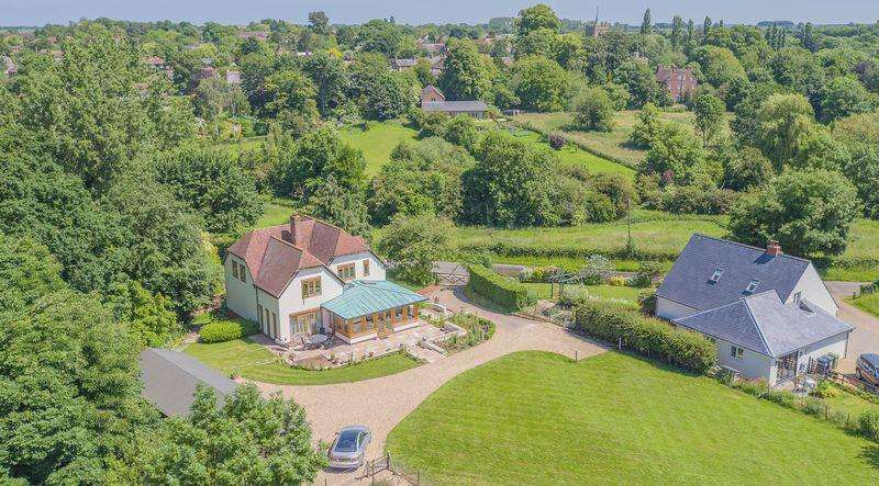 5 Bedrooms Equestrian Facility Character Property for sale in GREAT GRANSDEN - EQUESTRIAN DETACHED PROPERTY