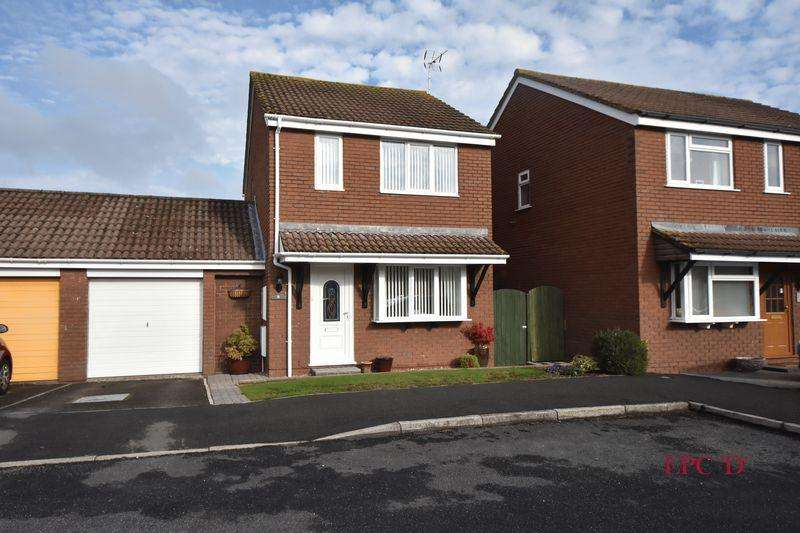3 Bedrooms Detached House for sale in THORNBURY