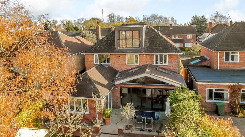 5 Bedrooms Detached House for sale in Thornton Close, Girton, Cambridge