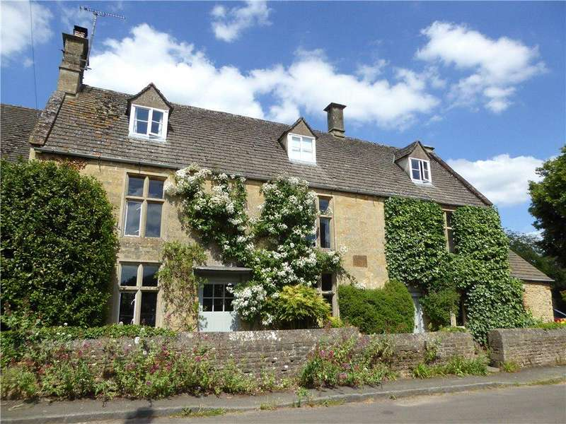 5 Bedrooms House for sale in Manor Road, Sandford St. Martin, Chipping Norton, Oxfordshire, OX7
