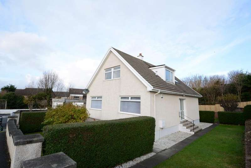 4 Bedrooms Detached Villa House for sale in 20 Linnburn Terrace, Ardrossan, KA22 8NR