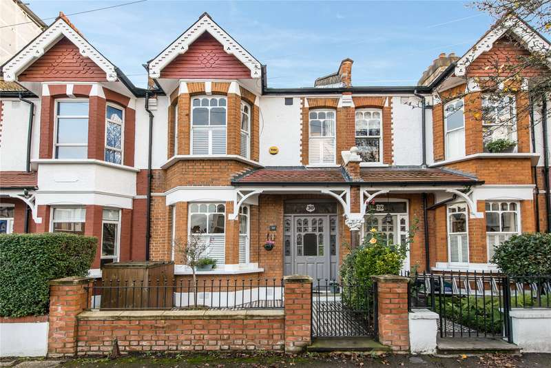 4 Bedrooms House for sale in Ashen Grove, Southfields, London, SW19