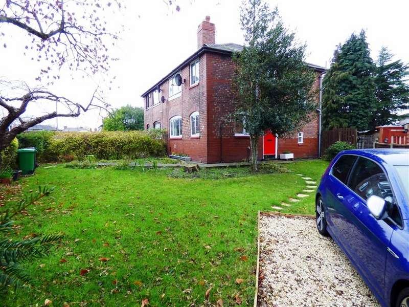 3 Bedrooms Semi Detached House for sale in Overlea Drive, Burnage, Manchester, M19