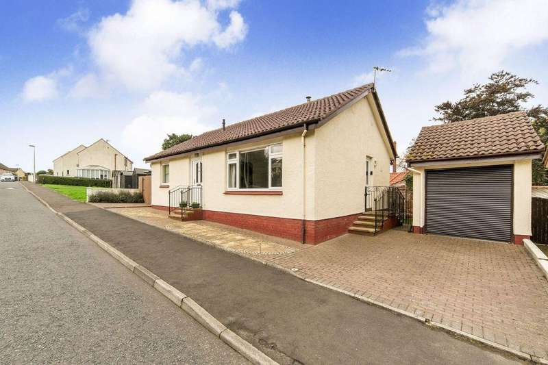 2 Bedrooms Detached Bungalow for sale in 5 Elder Street, Dunbar, EH42 1QA