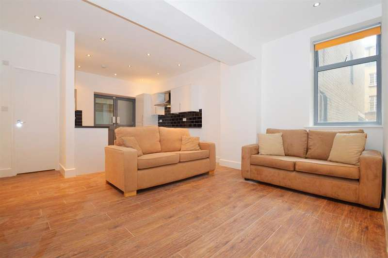 2 Bedrooms Apartment Flat for sale in Curtain Road, Shoreditch, EC2A