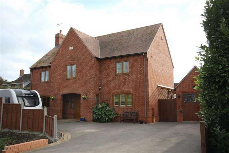 4 Bedrooms Detached House for sale in Ashchurch Road, Newtown, Tewkesbury, Gloucestershire