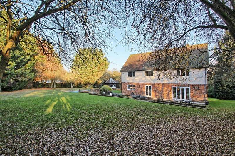 4 Bedrooms Detached House for sale in SUPERB INDIVIDUAL DETACHED FAMILY HOME - WARESIDE