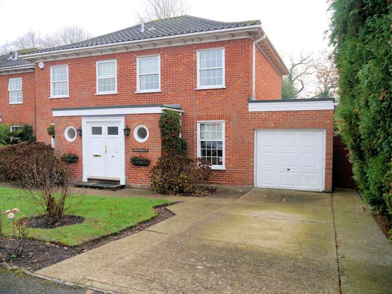 5 Bedrooms Detached House for sale in Harrington Close, Windsor SL4