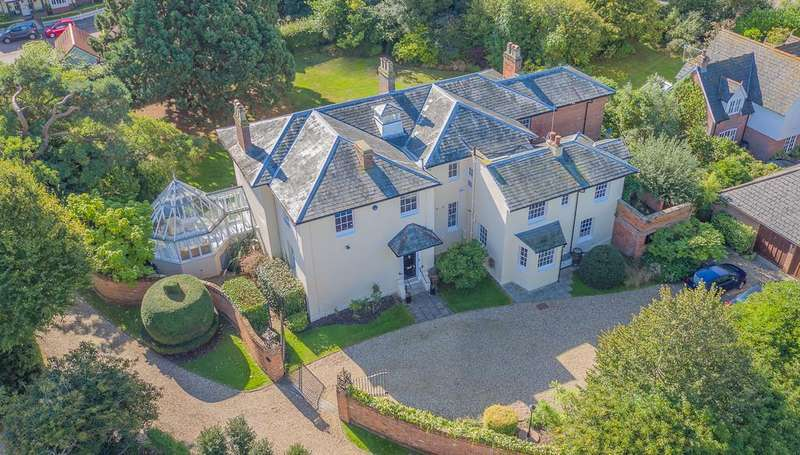 6 Bedrooms Detached House for sale in Wivenhoe, Colchester