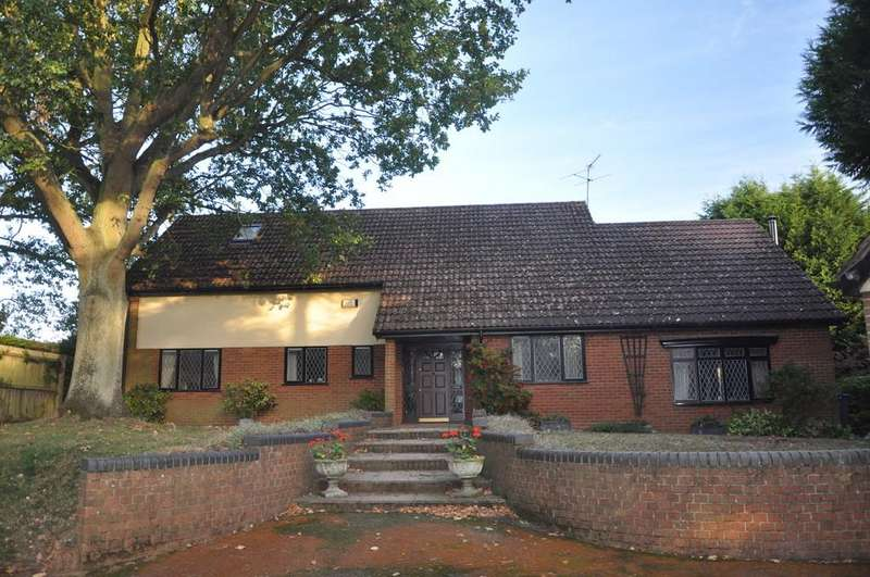 4 Bedrooms Detached Bungalow for sale in Westerfield, Suffolk