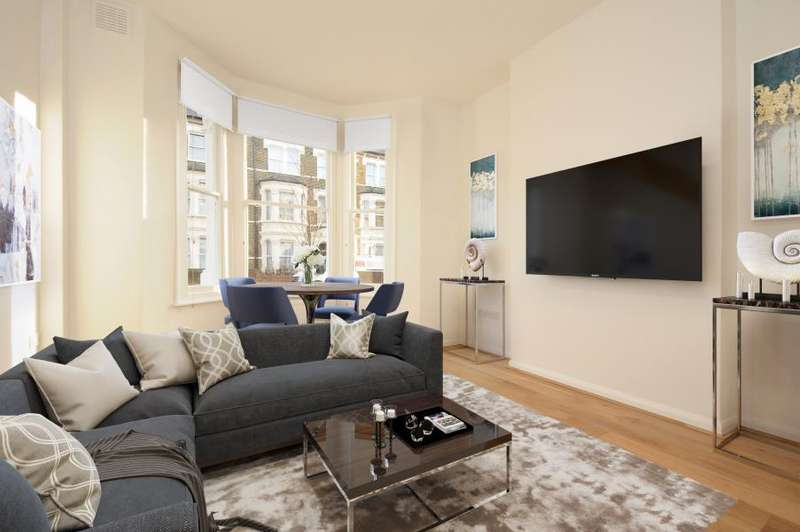 2 Bedrooms Flat for sale in DENHOLME ROAD, MAIDA VALE, W9 3HX