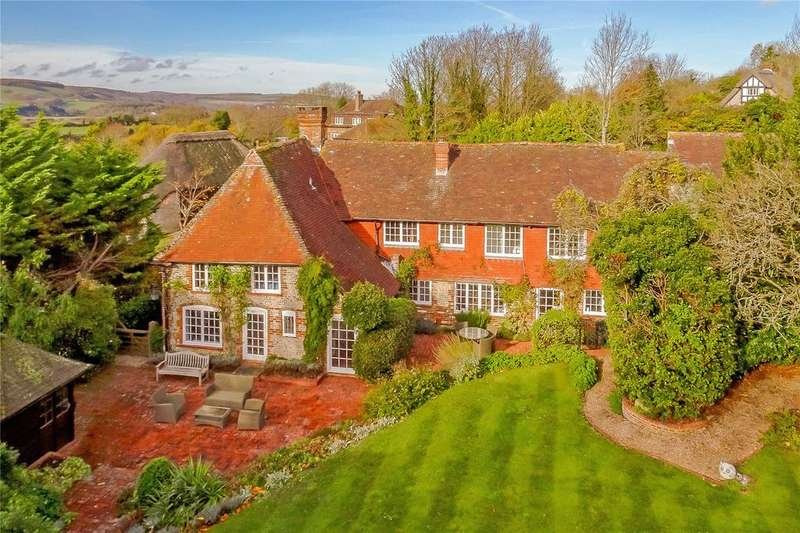6 Bedrooms Detached House for sale in Wepham, Arundel, West Sussex