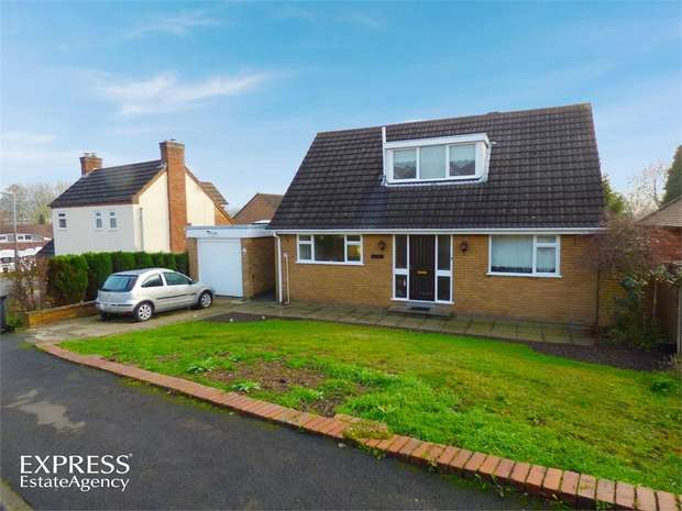 3 Bedrooms Detached Bungalow for sale in Simeons Walk, Brierley Hill, West Midlands