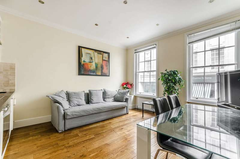 1 Bedroom Flat for sale in Panton Street, Piccadilly Circus, SW1Y
