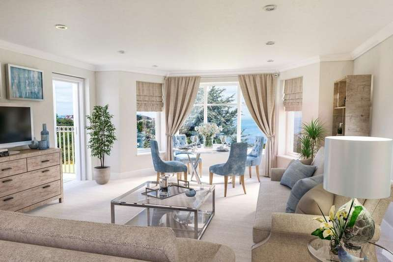 2 Bedrooms Apartment Flat for sale in The Cavendish Collection Babbacombe, Torquay, TQ1