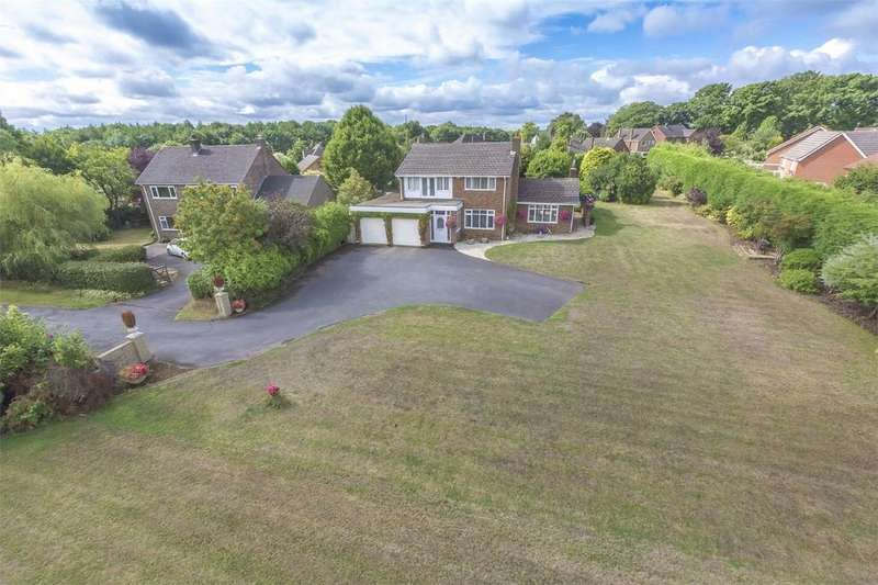 4 Bedrooms Detached House for sale in Lodgewood Lane, St. George's, Telford, Shropshire
