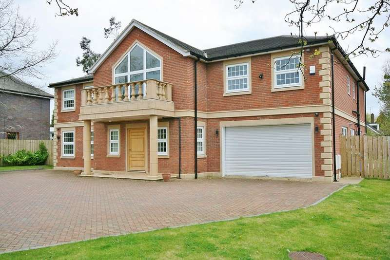 5 Bedrooms Detached House for rent in Woodside, Darras Hall, Ponteland, Newcastle upon Tyne, NE20