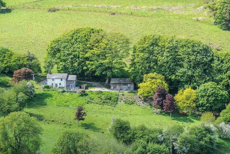 2 Bedrooms Detached House for sale in Old Radnor, Powys, LD8
