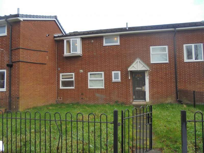 4 Bedrooms Terraced House for sale in Sandstone Way, Manchester, M21