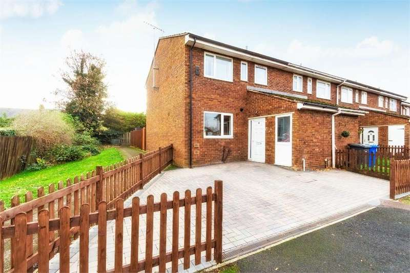 3 Bedrooms End Of Terrace House for sale in New Road, Datchet, Berkshire