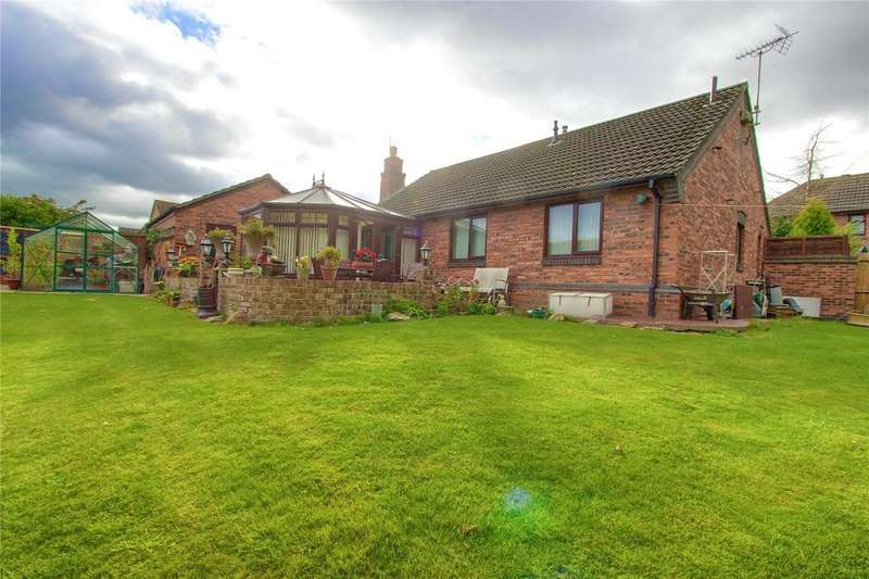 3 Bedrooms Detached Bungalow for sale in Abbey Court, Normanby