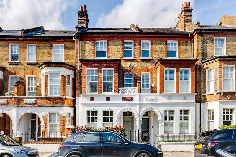 6 Bedrooms Terraced House for sale in Wandsworth Common West Side, Wandsworth, London, SW18