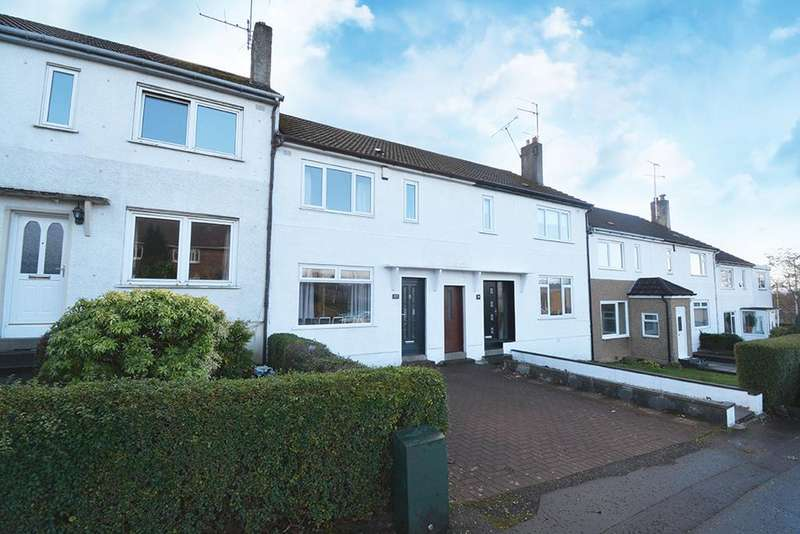 3 Bedrooms Terraced House for sale in 57 Abbey Drive, Jordanhill, G14 9JW