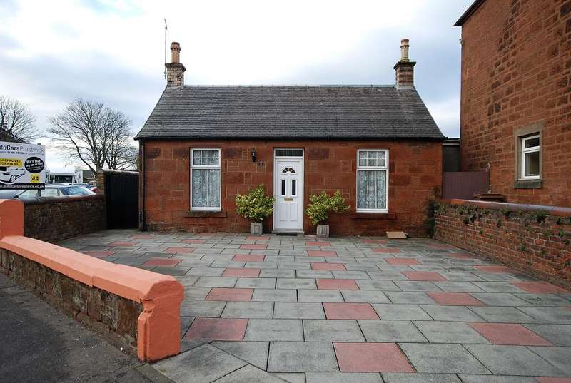 2 Bedrooms Cottage House for sale in Monkton Road, PRESTWICK, KA9 1AP