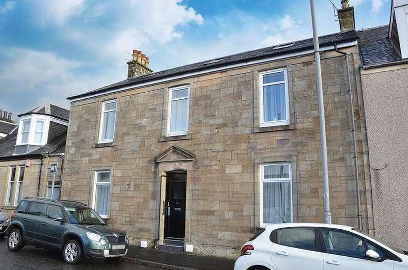 3 Bedrooms Duplex Flat for sale in 14 Calder Street, Lochwinnoch, PA12 4DD