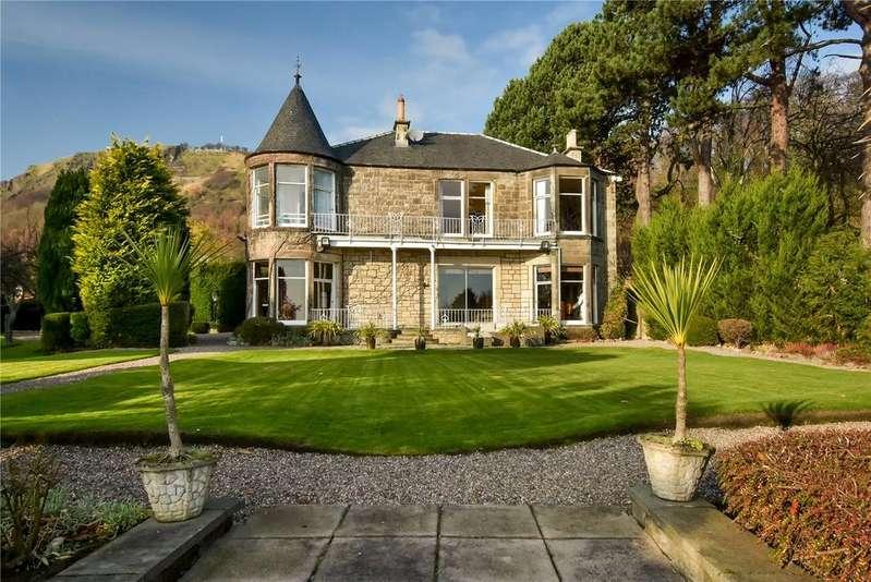 5 Bedrooms Detached House for sale in Kirkbank Road, Burntisland, Fife, KY3