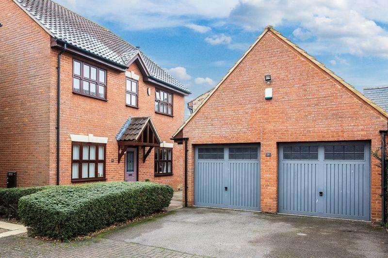 5 Bedrooms Detached House for sale in Malton Close, Monkston, Milton Keynes