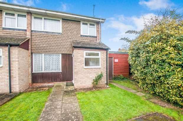 3 Bedrooms End Of Terrace House for sale in Green Close, Taplow
