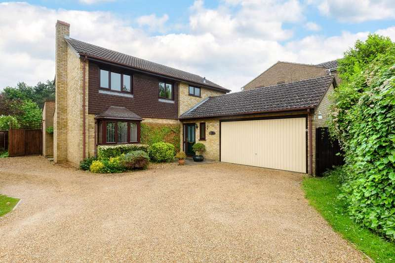 4 Bedrooms Detached House for sale in Dales Way, Needingworth