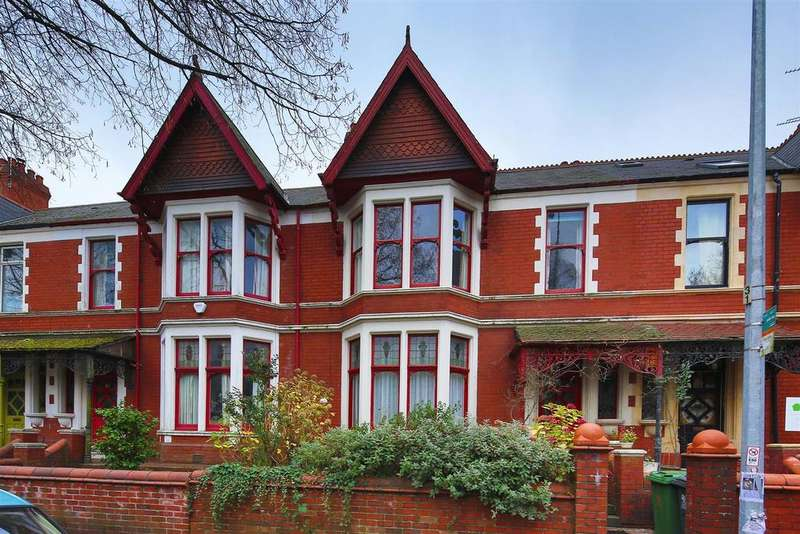 4 Bedrooms House for sale in Albany Road, Cardiff