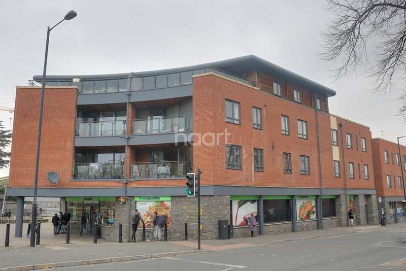 2 Bedrooms Flat for sale in Ashley Heights, Ashley Down Road, Bristol, BS7