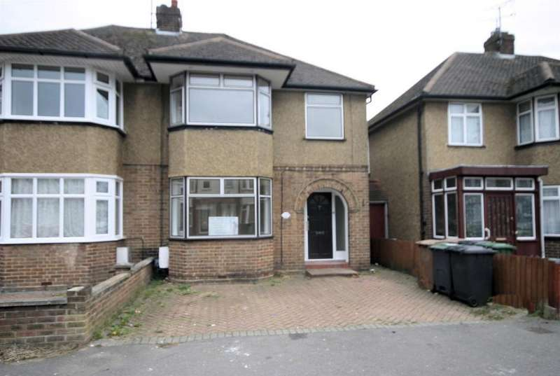 3 Bedrooms Semi Detached House for sale in Neville Road, Luton