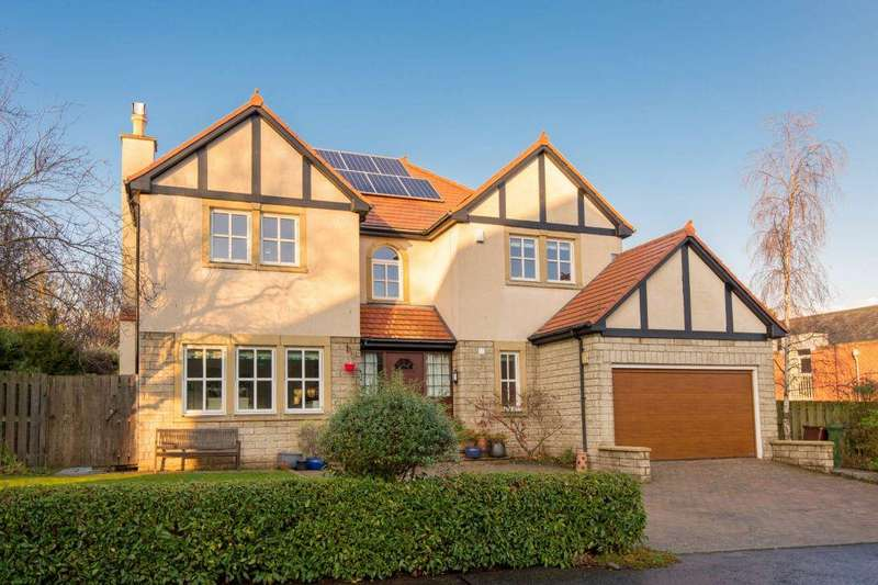 4 Bedrooms Detached House for sale in 4 Priory Gate, North Berwick, EH39 4SA