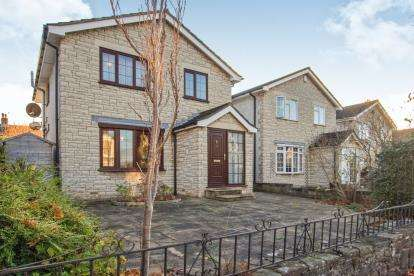 4 Bedrooms Detached House for sale in Thingwall Park, Fishponds, Bristol