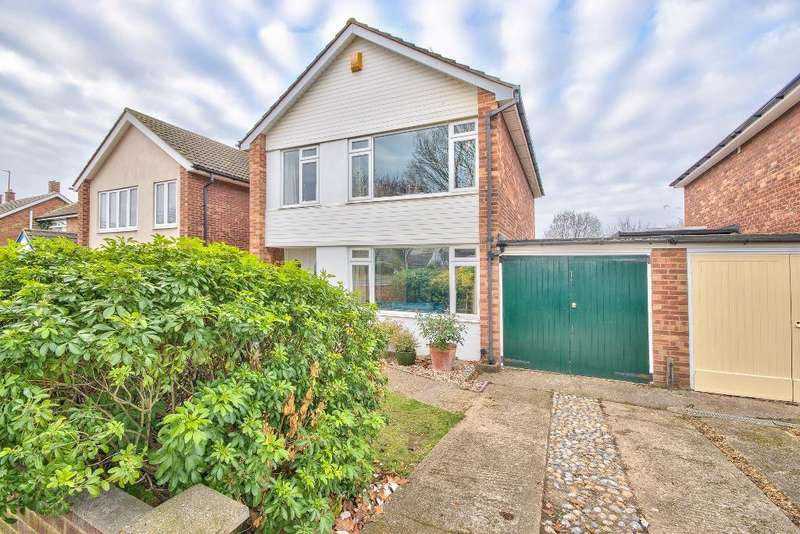 3 Bedrooms Detached House for sale in Caves Lane, Bedford, MK40 3DP