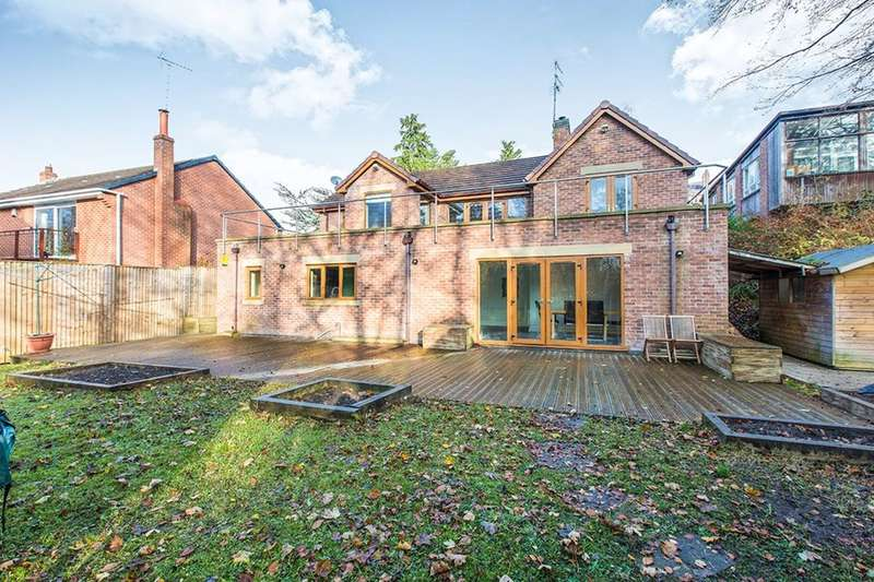 3 Bedrooms Detached House for sale in Rigby Street, Ashton-In-Makerfield, Wigan, WN4