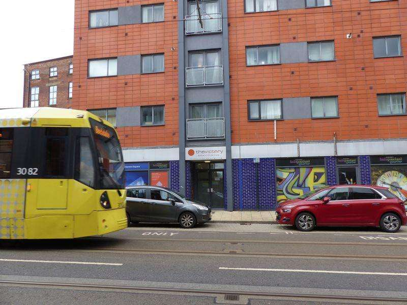 2 Bedrooms Apartment Flat for sale in Union Street, Oldham