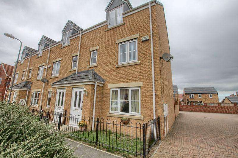 3 Bedrooms Terraced House for sale in Duxford Road, Middlesbrough
