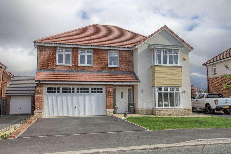 5 Bedrooms Detached House for sale in Melandra Road, Ingleby Barwick