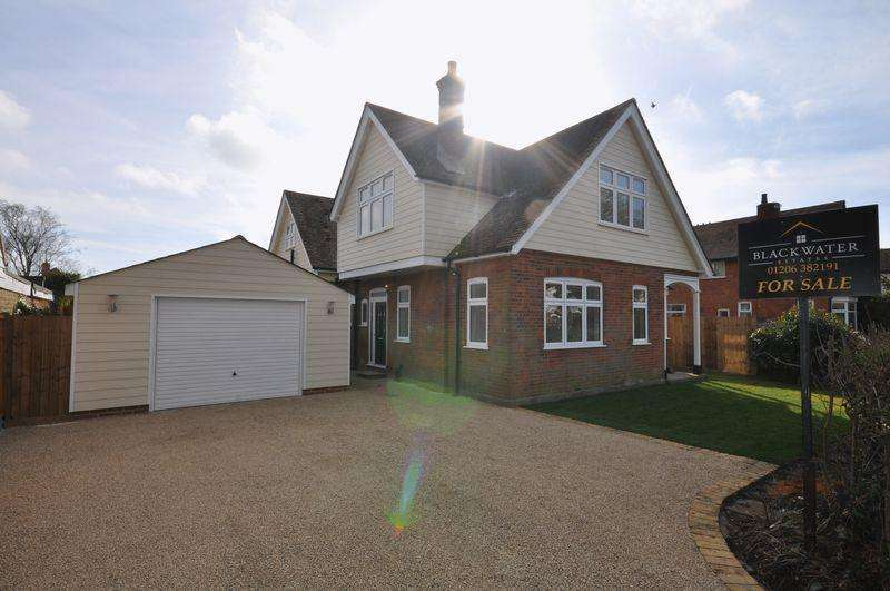 4 Bedrooms Detached House for sale in Seaview Avenue, West Mersea