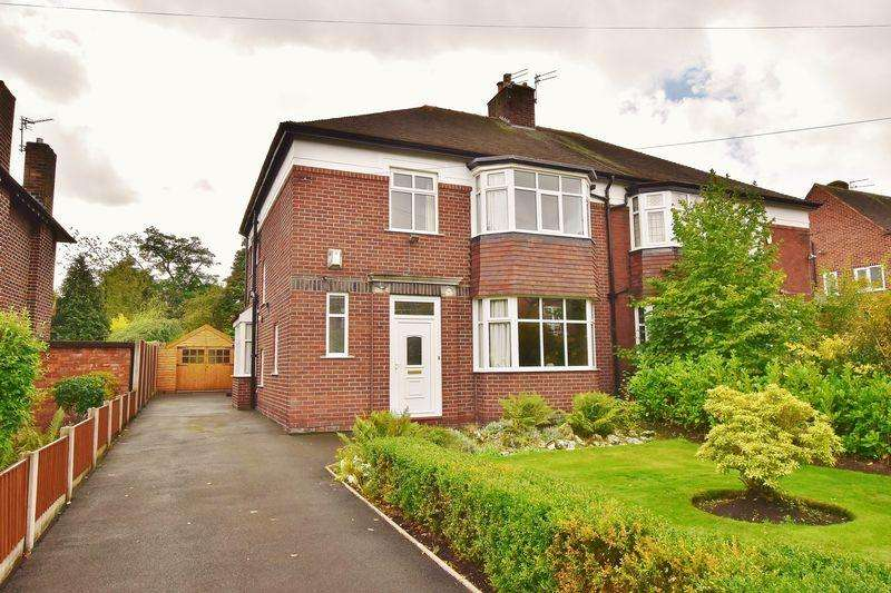 3 Bedrooms Semi Detached House for sale in Lullington Road, Salford 6