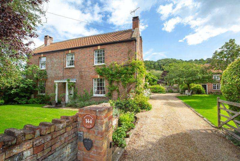 4 Bedrooms Village House for sale in 4 bedroom farmhouse with a self contained cottage