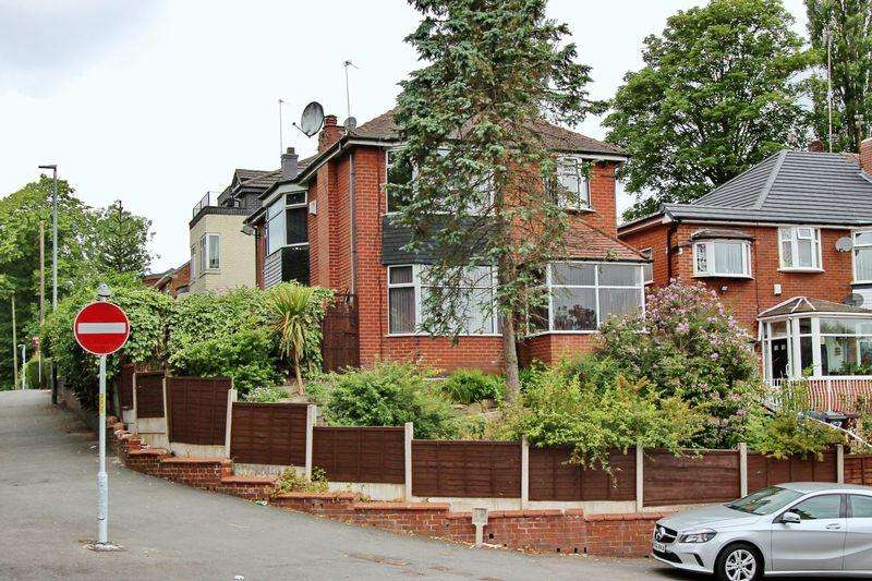 4 Bedrooms Detached House for sale in Middleton Road, Crumpsall. Manchester